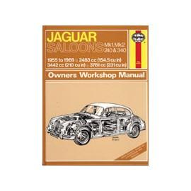 Manuel technique Haynes - Jaguar MK1, MK2 (1972-1988)