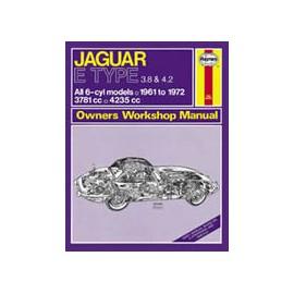 Manuel technique Haynes - Jaguar Type E (1961-1972)