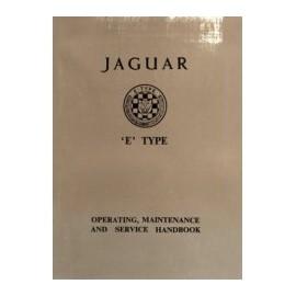 Manuel - Jaguar E 3.8
