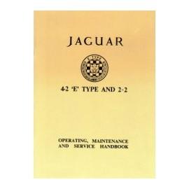 Manuel - Jaguar E 4.2 Serie 1