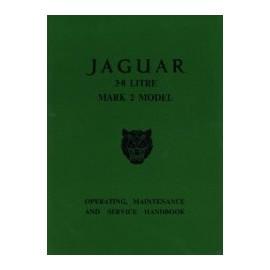 Manuel - Jaguar MK2 3.8