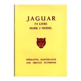 Manuel - Jaguar MK2 3.4