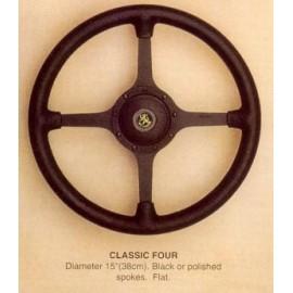Classic4cuir, 38cm, plat