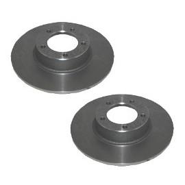 Disque de frein arrière (MK2, V8, 340)