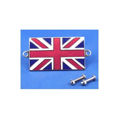 Badge emaillé Union Jack