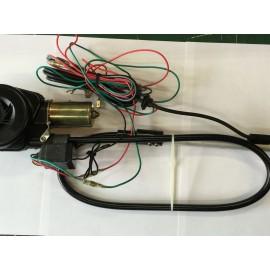 Antenne électrique chromée (XJ S1-2)
