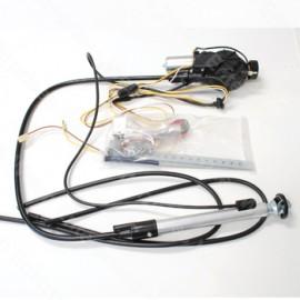 Antenne électrique chromée (XJ S3, XJS)