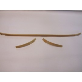 Boiserie de fixation arrière de capote (E S1-2)