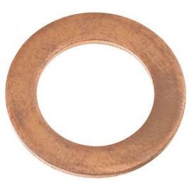 Rondelles cuivre de bloc moteur