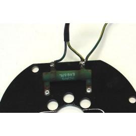 Résistance de moteur de ventilation (E S1-2)