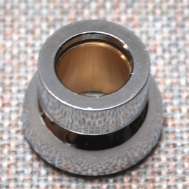 Fixation de soufflet cuir sur levier (E, MK2, S)