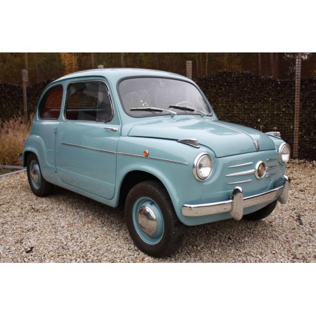 FIAT 600 1ère série (1957)