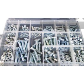 UNF 1/4'' & 5/16'' Bolts, nuts & washer