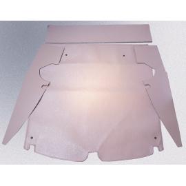 Tapis de coffre en hardura (E S1-2 OTS)