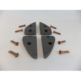 Plaquettes de frein à main (MK2, E 3.8 early)