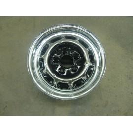 Jante acier d'origine chromée 6J x 15 (depuis '73)