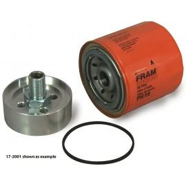 Adaptateur filtre à huile cartouche (XK150, MK2)