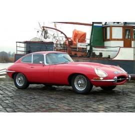 Catalogue Jaguar Type E 6cyl.