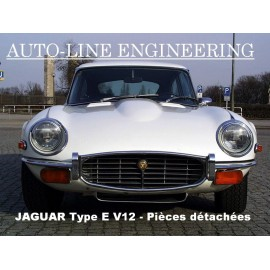 Catalogue Jaguar Type E V12