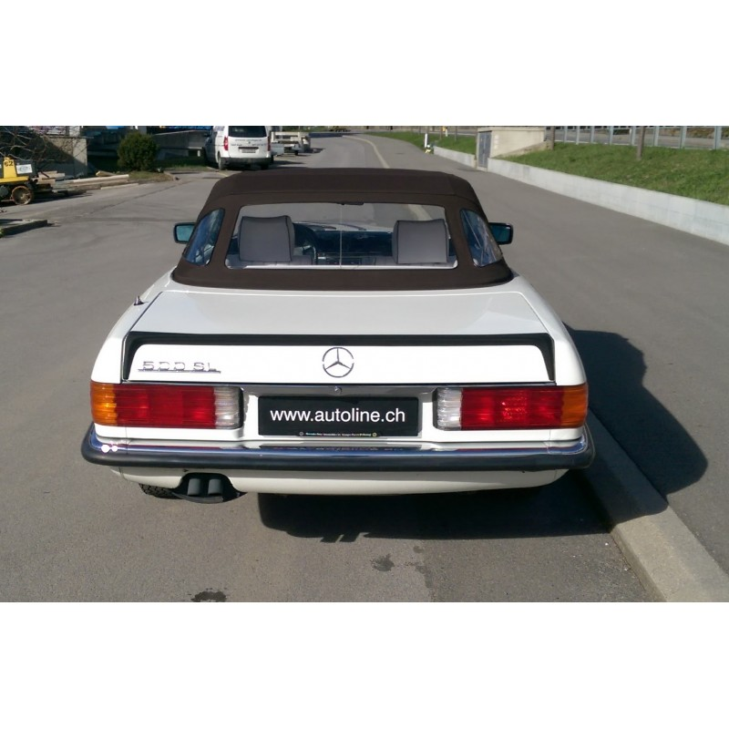 Mercedes benz 500sl 1982 auto line shop for Shop mercedes benz