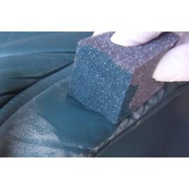Kit renovateur de teinte cuir (bleu)