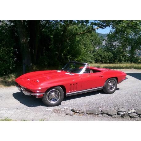 CHEVROLET Corvette Sting Ray (1966)