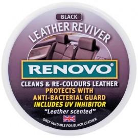 Renovo teinture et entretien des cuirs (noir)