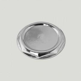 Cache central de jante Bolt-On (octogonal), neutre