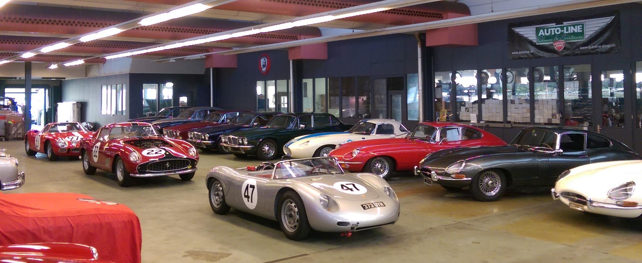 Auto-Line Showroom